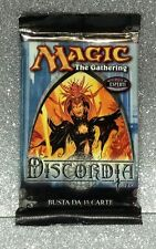 MAGIC THE GATHERING BUSTINA DISCORDIA 15 CARD BOOSTER ITALIA A