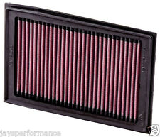KA-2508 K&N SPORTS AIR FILTER TO FIT KAWASAKI EX250R NINJA (08-12)