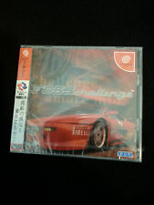 Ferrari F355 Challenge  Dreamcast  NTSC J Brand NEW Official Sealed MINT CONDITI