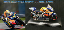 V. Rossi HONDA RC211V DieCast Die Cast Motorcycle Bike Model 1:22