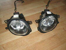 ROVER 75 45 25 200 400 MGF MGTF ZR ZS ZT FOG DRIVING LAMPS LIGHTS,PAIR/NEW TYPE