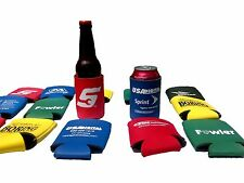 20 New Can Koozie Beer Bottle Koozies Drink Cooler Foam Coozie Lot Free Shipping