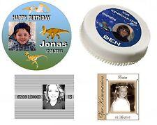 essbares Foto 28x20cm DinA4 Tortenaufleger für Torte  Kommunion Konfirmation