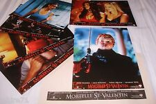 MORTELLE St VALENTIN ! d richards jeu 8 photos cinema lobby cards fantastique