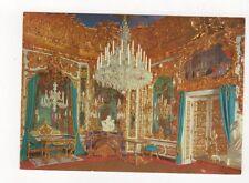 Schloss Linderhof Spiegelsaal Germany Postcard 453a