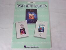 Disney Movie Favorites French Horn Instrumental Solos