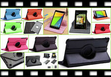 360° Smart Pouch Case Google Nexus 7 FHD 7.2 2013 Flip Protective Case Film