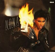NONA HENDRYX nona PL 14565 german rca 1983 LP PS VG/EX with inner sleeve