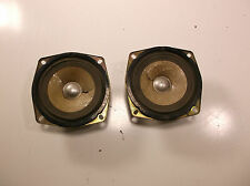 1990 Honda GL1500SE 1500 Gold Wing Speaker Speakers Set Right Left