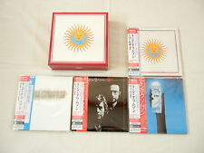 "King Crimson JAPAN 4 titles Platinum SHM-CD + DVD-AUDIO 7""Mini LP SS + BOX Vol 2"