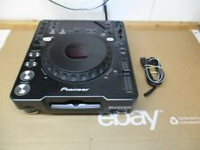 PIONEER COMPACT DISC PLAYER CDJ-1000 MACHINE TESTED, WORKS  FAST/FREE SHIPPING!!