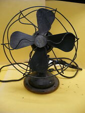 Vintage Western Electric Metal Blade Fan