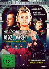 Die Geschichte der 1002 Nacht * DVD 2-Teiler Pidax Neu Ovp