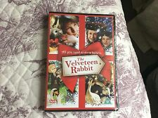 The Velveteen Rabbit Christmas DVD - Region 2 Jane Seymour, Tom Skerrittand