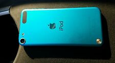 Apple iPod touch 5th Generation Blue (Parts not working)