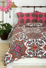 NEW Urban Outfitters Magical Thinking Grey Azo Medallion Twin XL Duvet Cover