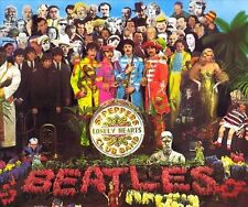 The Beatles - Sgt. Pepper's Lonely Hearts Club Band (CD, Jun-1987, Capitol/apple