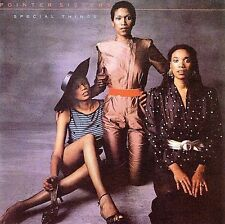Special Things by The Pointer Sisters (CD, Jul-2007, Wounded Bird) LIKE NEW