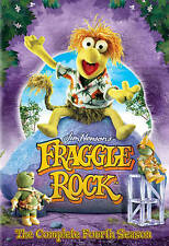 Fraggle Rock ~ Complete 4th Fourth & Final Season 4 Four ~ NEW 5-DISC DVD SET