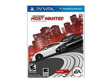 Need for Speed: Most Wanted PlayStation Vita