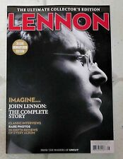 UNCUT 146 Page JOHN LENNON Ultimate DELUXE REMASTERED EDITION Complete Story NEW