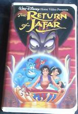 The Return of Jafar - Walt Disney Animated Feature - Gently Used VHS Clamshell