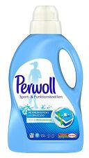 (4,39€/L) 1,5L Perwoll Waschmittel  für Sport- & Funktionstextilien flüssig 20WL