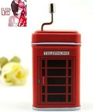 British Telephone hand Crank Music Box : Elfen Lied - Lilium