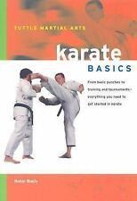 Karate Basics Tuttle Martial Arts Basics by Robin Rielly Paperback