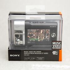Sony Handycam HDR-MV1 Full HD Camcorder/ LPCM AAC Music Video Recorder New F/S