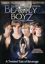 Beastly Boyz (DVD, 2007) Unedited Director's Cut