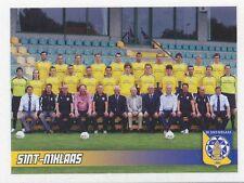 N°512 EQUIPE TEAM # BELGIQUE SK.SINT-NIKLAAS STICKER PANINI FOOTBALL 2011