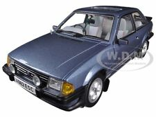 1983 FORD ESCORT XR3i SALOON BLUE 1/18 DIECAST CAR MODEL BY SUNSTAR 4982R