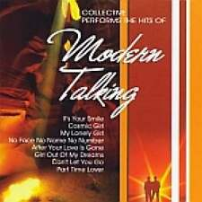 MODERN TALKING - POLISH COVER VERSIONS COLLECTIVE (2000) RARE
