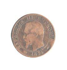FRANCE 1854 A CINQ CENTIMES-FRANCAIS