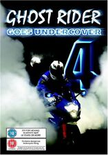 Ghost Rider 4 - Goes Undercover Moto DVD NOUVEAU BC22657 T