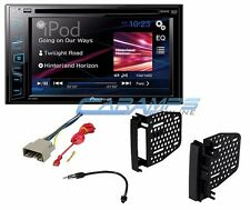 "NEW 6.2"" PIONEER RADIO 2 DIN CAR STEREO RECEIVER W CD/DVD PLAYER & INSTALL KIT"