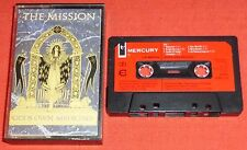 THE MISSION CHROME CASSETTE TAPE (CRO2) - GODS OWN MEDICINE - PAPER LABELS