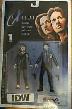 Exclusive X-FILES SEASON 11 #1 ComicBlock, SEALED, Scully & Mulder, IDW VF/NM