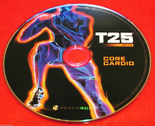 FOCUS T25 BETA - CORE CARDIO DVD - Brand new - 1 DVD only