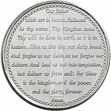 The Lord's Prayer 1oz .999 Fine Silver Round by SilverTowne