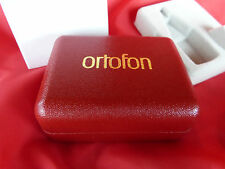 ORTOFON SPU-G SHELL PROTECTIVE CASE/ BOX AND TRAY MINT BOXED