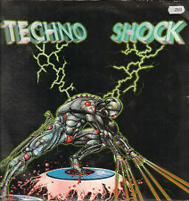 DORIS NORTON - Techno Shock - S.O.B. (Sound Of The Bomb)