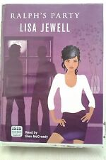 Ralph's Party by Lisa Jewell: Unabridged Cassette Audiobook (Z1)