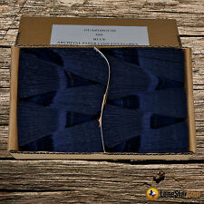 500 2x2 Blue Paper Coin Envelopes - Acid and Sulpher Free - Safe for Coins