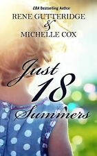 Just 18 Summers (Thorndike Press Large Print Christian Fiction)-ExLibrary