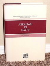 Abraham in Egypt by Hugh Nibley Volume 14 F.A.R.M.S LDS Mormon HB