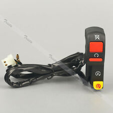 """Motorcycle Dirt Bike 7/8"""" Handlebar Engine Stop Electrical Start Right Switch"""