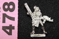 Games Workshop Necromunda Escher Ganger with Shotgun Warhammer 40k WH40K Mint A1