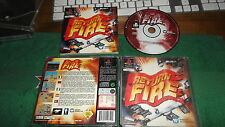 RETURN FIRE PLAYSTATION 1 VIDEOGIOCO RETROGAME VINTAGE